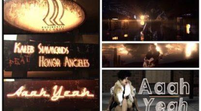 """""""Aaah Yeah"""" - Kaleb Simmonds feat. Honor Angeles"""